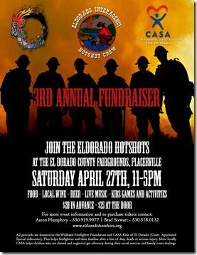 Hotshots fundraiser